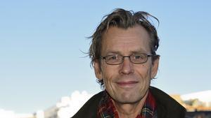 Henrik C Andersson, länsfiskekonsulent på länsstyrelsen Stockholm.