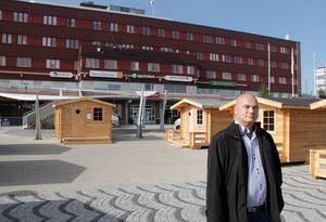 Det blev ett valresultat som oppositionsråd Tony Andersson (M) var ordentligt överraskad över och nu har inflytandet i kommunfullmäktige minskat.