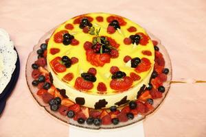 Vinnartårtan, Bjarne Kvilvangs skapelse, som hade