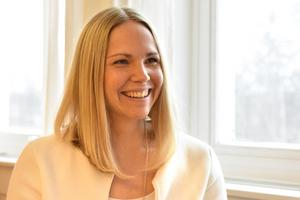 Lisa Sundman Maripuu är HR-chef inom FM Mattsson.
