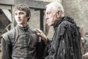Isaac Hempstead-Wrights rollfigur Bran får återigen ta plats i