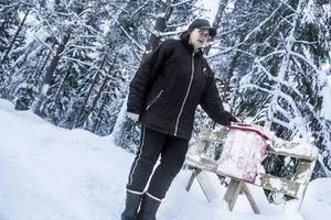 Åsa Lönn har bott i huset vid Rörmyra i 18 år men de tre-fyra senaste åren har vandalisering av brevlådorna stört friden.