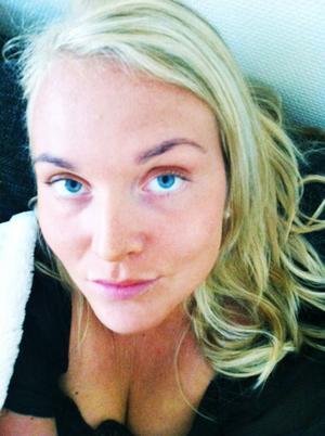 Nu vill Anna Strandberg tillbaka till Gävle så fort det går. Vanligtvis bor hon i Oslo, 20 minuters promenad från detonationsplatsen.