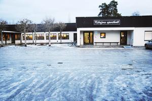 Den nya hallen är tänkt att byggas invid den befintliga sporthallen i Kilafors.