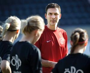 Kifs tränare Rickard Nilsson.