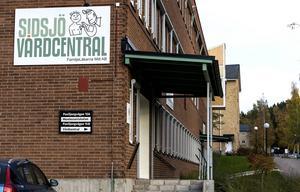 Sidsjö vårdcentral, en av de privata vårdgivare som kunnat dela ut vinst till sina ägare.