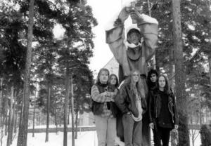 Så här tuffa såg Sorcery ut omkring 1990. Bild: GD Arkiv.
