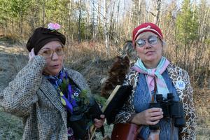 För tredje året i rad bjuder karin Blom och Rosita Hellberg på en show i Hulån.