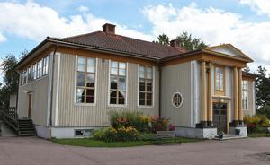 Utbyggnad planeras. En om- och tillbyggnad av Jubileumshallen vid Sjöviks folkhögskola planeras. Nu hoppas man på bidrag från staten och kommunen.