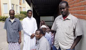 Ljusdalsborna Mohamed Warsame, Abdullahi Sherif, Maalim Madey, Musdaf Abdi Omar, Ahmed Sahal, Maawiye Musdaf Abdi och Ahmed Mohammed har släktingar som drabbats av torkan på Afrikas horn.
