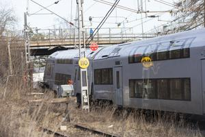 Det korta säkerhetsspåret är till för att tåg från depåområdet som riskerar att komma ut på huvudspår – där tågen passerar i 110 km/tim – inte ska orsaka en än värre olycka genom att krocka med andra tåg.