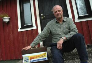 Göran Edman, Rättvis Demokrati.
