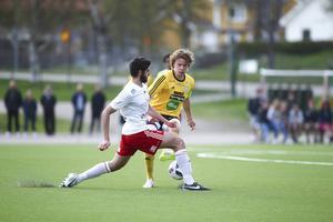 Fredrik Stenberg siktar på att göra comeback borta mot Gällivare Malmberget.