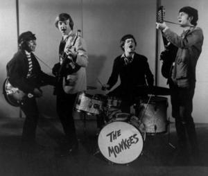 The Monkees slog igenom på 1960-talet med hits som