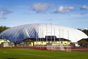 Här kommer Ytterhogdal att spela sina två hemmamatcher i Svenska cupens gruppspel.