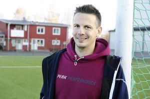 Edsbyns tränare Christian Fagerhov hopas att Edsbyn ska kunna försvara fjolårets cupseger.