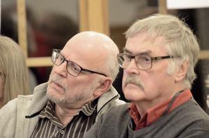 Hembygdsföreningen har lämnat in en ansökan om att Järle kvarn- och dammområde ska bli byggnadsminne. Flera representanter från föreningen var på plats under Järlemötet, däribland Peter Ljungné och Anders Håberger.