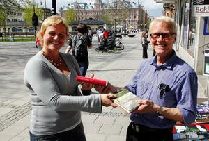 Lena Sjödin bytte bort Peter Kihlgårds