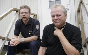 För en och en halv vecka sedan kom Sven-Olov Hansson och Lars-Göran Lindgren hem från det stora äventyret. Idag är de tillbaka i sin vanliga vardag men många erfarenheter rikare.