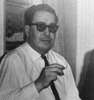 Ingvar Vestlund var journalist och Aftonbladets man i Dalarna under 1950- och 60-talen.