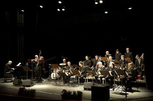 Drygt 200 personer i publiken fick se bandets konsert.