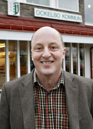 Lars Sjödin, kommunchef i Ockelbo.