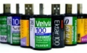 Klassiska filmrullar blir USB-minnen