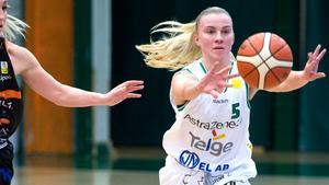 Ellen Åström är tillbaka efter att ha skaffat sig landslagsrutin.