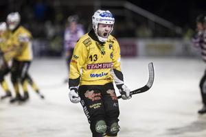 I match mot Vetlanda säsongen 2013/14.