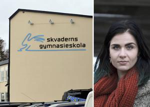 Elin Nilsson (M) vill undvika att skolor drabbas av samma problem som Skvaderns gymnasieskola.