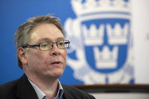 Krister Petersson, chefsåklagare vid Internationella åklagarkammaren.