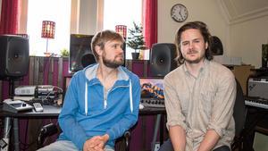 Johan Nordin och Viktor Olsson från Marigold tror att världen skulle se bättre ut om färre män styrde.