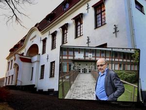 De tre männen häktades vid Hudiksvalls tingsrätt. Åklagare Christer Sammens leder utredningen.