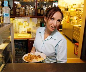 – Fortsätter den här trenden så kan det bli en prishöjning längre fram, säger Ingela Falkenfjord på restaurang Viktoria i Östersund.
