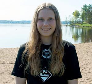 Victoria Flyman kommer få simma i SUMSIM som avgörs i Linköping.