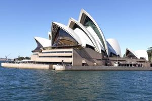 Operahuset i Sydney, Australien.