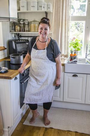 Köket är Lilianns absoluta favoritplats i hemmet.