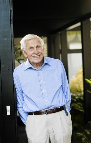 Jack Hanson, 90 åringen som ständigt är aktuell som arkitekt