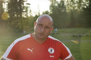 Söråkers tränare Nermin Zulovic.
