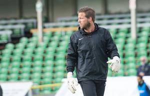 Frank Pettersson, målvakt Dalkurd FF