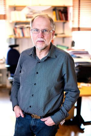 Chefredaktör Lennart Mattsson.