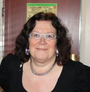 Carina Sundqvist, 50 år i dag.