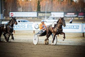 Håkan Dahlström och Sölvsveds Hercules vann för första gången på två och ett halvt år.
