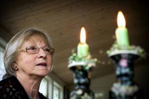 Monika Sunding, en av ÖP:s fem klimatbantare ordnar en klimatdag på Jamtli.