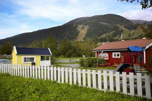 Så här ser Filuren ut i dag. Men om Åre kommun får som man vill ska förskolan rivas och ge plats åt en ny byggnad med plats för uppemot 80 barn.