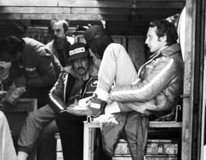 Clay Regazzoni och Niki Lauda
