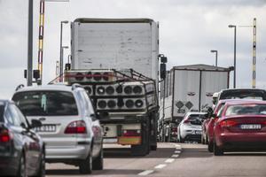När motorvägsbron havererade förra året korkade Södertäljes vägar igen.