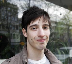 Daniel Vilhelmsson, 21, studerande, Bollnäs:– Det är väl inte så jättebra. Det finns andra energikällor som vi kan utnyttja.