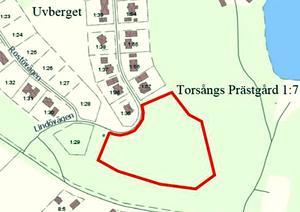 Framfast planerar tio parhus vid Uvberget. Målet är att hitta fler områden i Borlänge och Falun.
