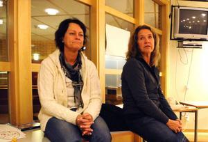 Åsa Engman och Doris Olsson är de som ansvarat för höstens föräldrautbildning i Vansbro
